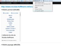 Modèles Adaptatifs de Firefox