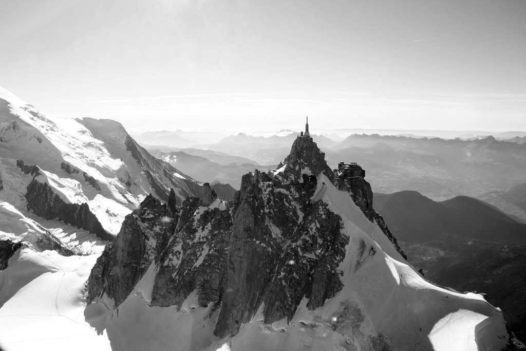 galerie de photographies   le mont blanc en h u00e9licopt u00e8re