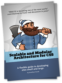 SMACSS, Scalable and Modular Architecture for CSS