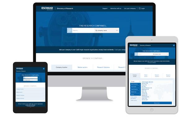 ESOMAR Directory