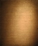 écritures cunéiforme - ce à quoi va ressembler un cours de thermo si vous apprenez à la rache