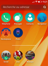 Firefox OS 2 sur mon smartphone