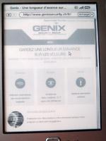Genix sur Kindle