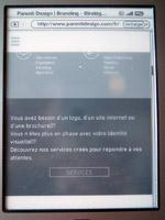 Unicode fail sur Kindle