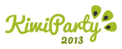 Kiwiparty 2013
