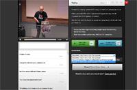 Universal Subtitles, étape 1 - Transcription