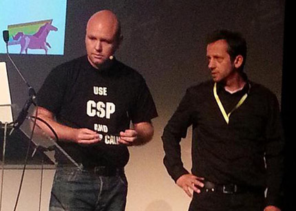 Utilisez CSP, mais restez calme
