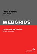 WebGrids, Structure et typographie de la page web